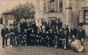 1920 Gruppenfoto MG Wauwil