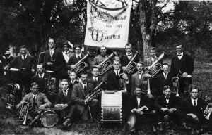 1921 Gruppenfoto MG Wauwil